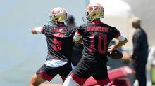 Jimmy Garoppolo remains 49ers' QB starter, but Trey Lance has shot