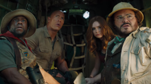 'Jumanji: The Next Level' trailer reveals threequel's big twist