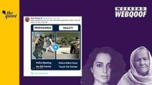 WebQoof Recap: Kangana & Malviya's False Claims on Farmer Protests