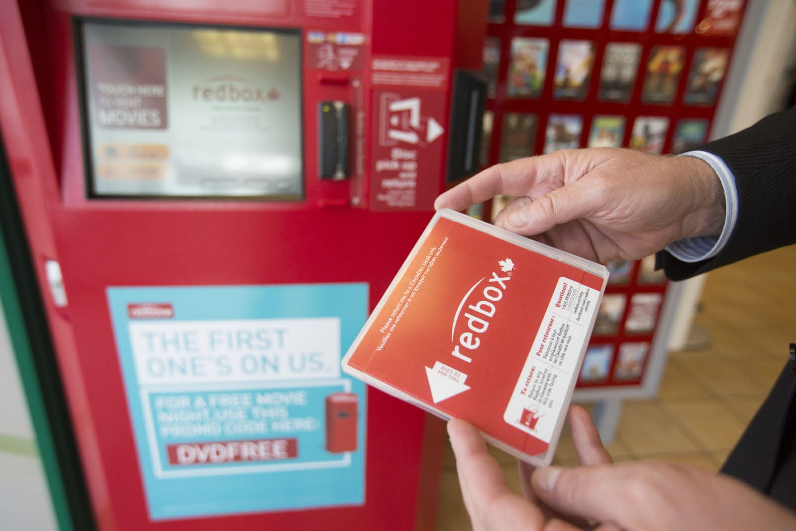 Disney's lawsuit against Redbox may have backfired
