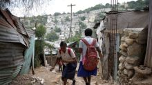 Haiti's schools re-open but many parents now can't afford them
