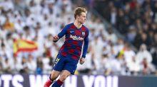 De Jong: de maravillar en el Ajax a ser irrelevante en el Barça