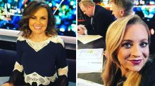 Carrie Bickmore brushes off Lisa Wilkinson drama