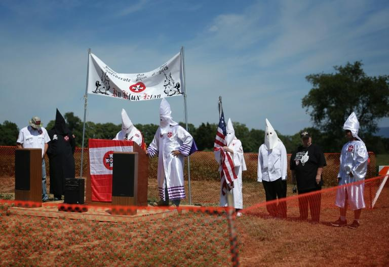 California sheriff investigates reports of man in KKK hood in grocery store