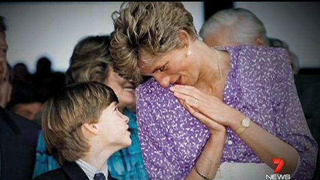 Friends honour Diana, Princess of Wales