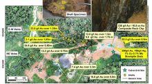 Diamond Drilling Advances at the Machichie Target, Cuiú Cuiú Project