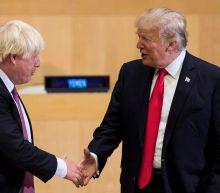 Boris Johnson: Donald Trump has an 'absolute duty' to prepare for military intervention in North Korea
