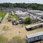 Claudette regaining strength after 13 killed in Alabama