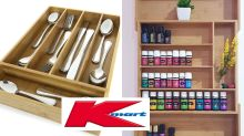 Kmart fan's 'clever' hack using cutlery drawer inserts goes viral
