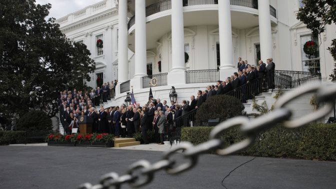Morning Brief: House GOP bid to avert shutdown gains steam