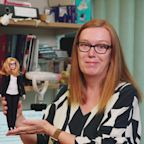 Vaccine pioneer becomes a Barbie role model to encourage girls into STEM subjects
