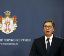 Serbian president issues veiled threat over Kosovo