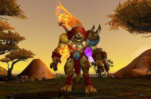 Around Azeroth: Stray cat blues