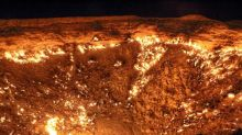 'The Door to Hell' is exactly what you would imagine