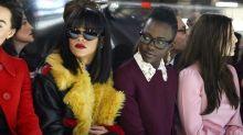 Rihanna e Lupita Nyong'o farão filme que surgiu depois de piada no Twitter