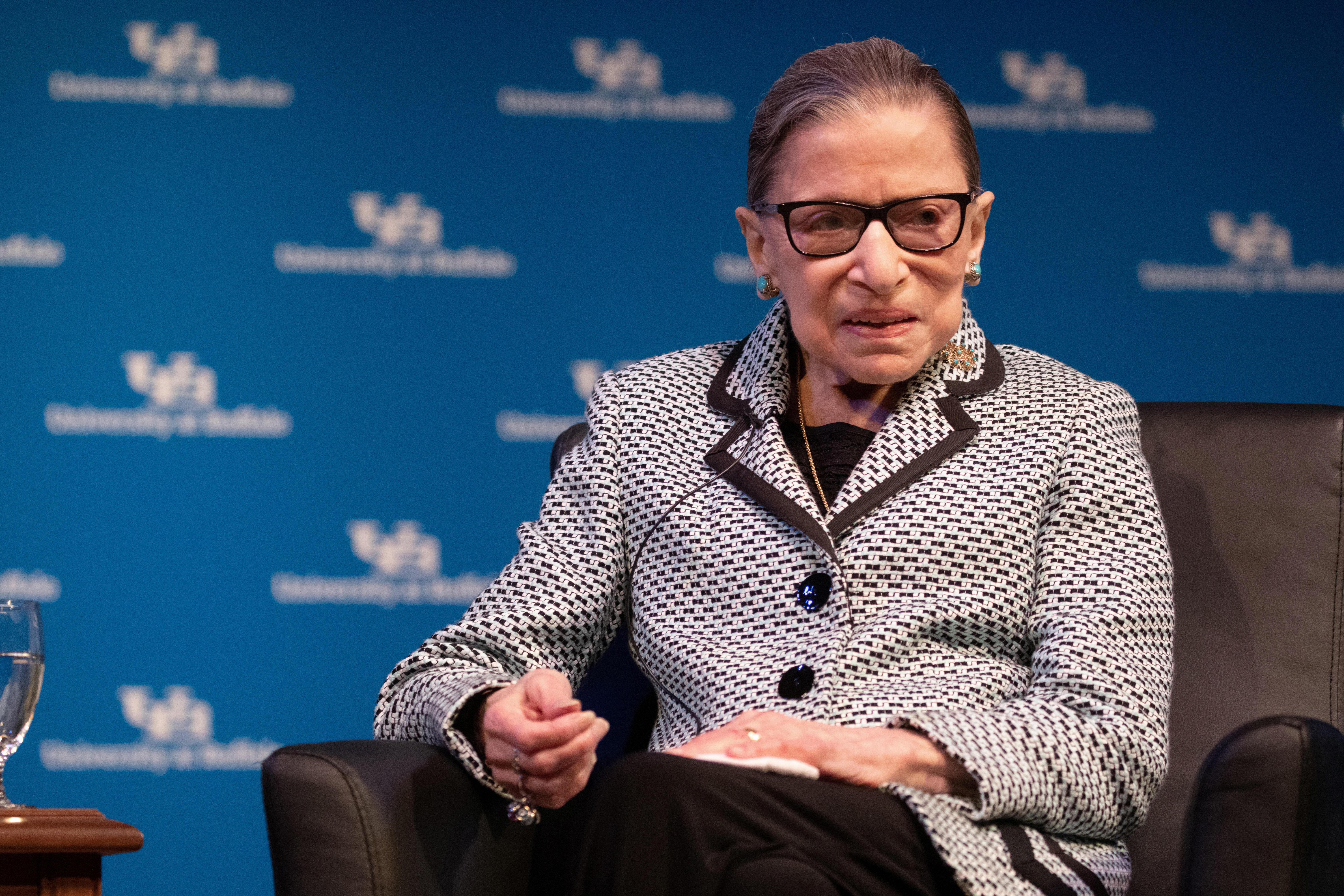 Ruth Bader Ginsburg is being treated for cancer recurrence