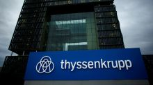 Thyssenkrupp's 30 percent Industrials stake may pave way for M&A - union