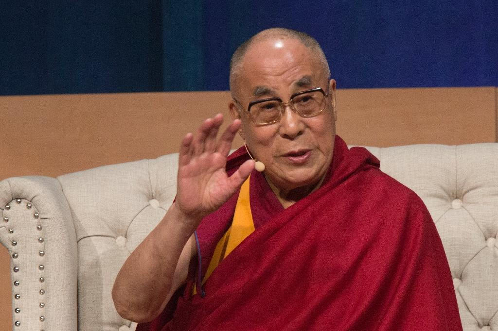 The Dalai Lama, Tibet's exiled spiritual leader and a Nobel laureate (AFP Photo/David McNew)
