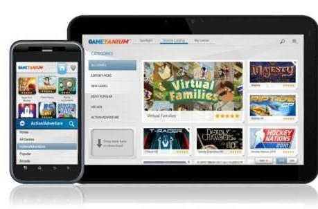 Exent's GameTanium Mobile launches for Android tabs