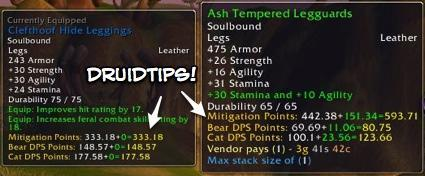 Shifting Perspectives:  Some handy addons for your druid