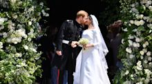 The touching way the royal wedding flowers have been recycled
