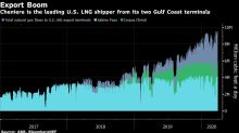 U.S. LNG Behemoth Tests Slump in Sign It May Curb Production