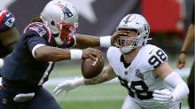 Chiefs prepared for run-heavy Patriots in Sunday showdown