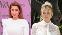 Princess Beatrice's close friendship with supermodel Karlie Kloss revealed