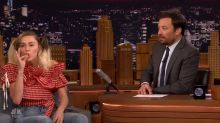 Miley Cyrus Admits to Being 'Very Stoned' on 'The Tonight Show'