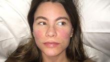 Sofía Vergara luce así sin maquillaje después de una fiebre altísima