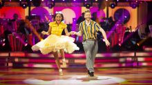 Alex Scott says she feared Neil Jones wouldn't like her after Strictly swap