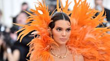 Then & Now: Kendall Jenner, Gigi Hadid and Cara Delevingne's Met Gala style moments