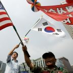 U.S. and South Korea agree on cost-sharing deal for troops