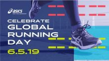 ASICS And ASICS RUNKEEPER™ Celebrate The Love Of The Run For Global Running Day