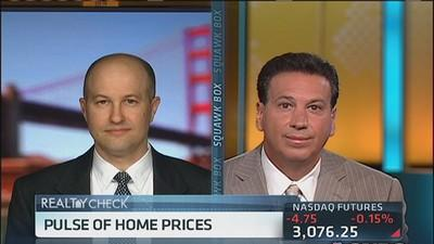 Housing market on the mend?