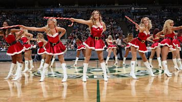 NBA dancers reveal dark side of glamorous gigs