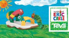 Teva Celebrates the 50th Anniversary of The Very Hungry Caterpillar™ with Limited-Edition Children's Collection