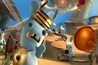 Rayman Raving Rabbids to return for Wii, DS