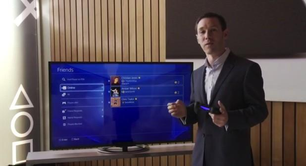PlayStation 4's live launch event begins at 11PM ET, check out the UI first (video)