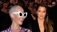 Amber Rose & Khloe Kardashian Have a Twitter Beef About Kylie's Boyfriend