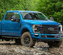 The 2020 Ford Super Duty Goes After the Ram Power Wagon with a Tremor Off-Road Package