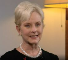 Cindy McCain says censure by Arizona GOP is 'badge of honour'