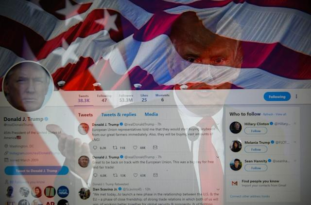 Why are Trump and sex workers angry about shadow banning?