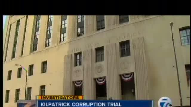 Updates in Kilpatrick corruption trial jury selection