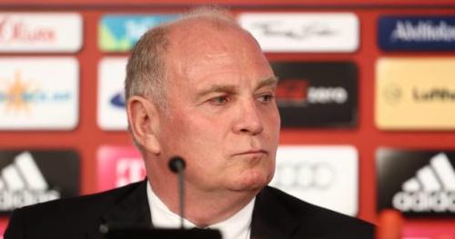 Foot - ALL - Bayern Munich : Uli Hoeness conseille au RB Leipzig d'acheter des joueurs plus âgés