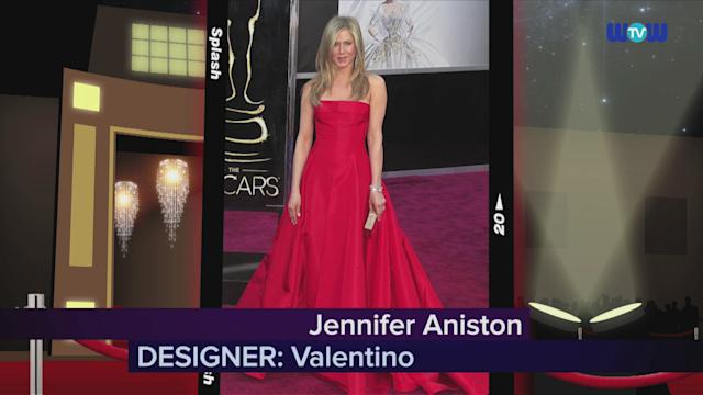 WOWtv - 2013 Academy Awards Red Carpet Fashion Part 3
