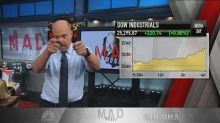 Cramer's game plan: Feeding the beast with a bank earning...
