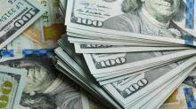 El dólar operó en baja, pero la tasa se resistió a seguir cayendo