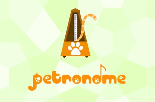 Stay adorably in tempo with Petronome