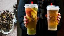 【尖沙咀美食】百年老字號英記茶莊開茶飲店!$118普洱凍茶點解咁貴?